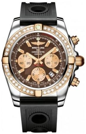 Breitling Chronomat 44  Men's Watch CB011053/Q576-ORD