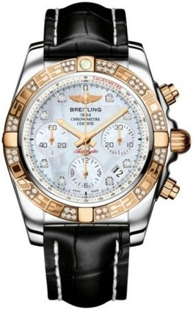 Breitling Chronomat 41  Men's Watch CB0140AA/A723-CROCD