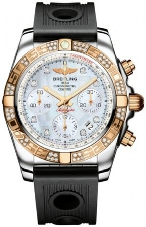 Breitling Chronomat 41  Men's Watch CB0140AA/A723-ORD