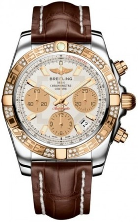 Breitling Chronomat 41  Men's Watch CB0140AA/G713-CROCD