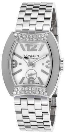 Bedat No. 7   Women's Watch CB03-SDB-WHI