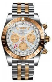 Breitling Chronomat 44 GMT  Men's Watch CB042012/A739-375C
