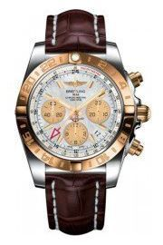 Breitling Chronomat 44 GMT  Men's Watch CB042012/A739-740P