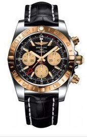 Breitling Chronomat 44 GMT  Men's Watch CB042012/BB86-744P