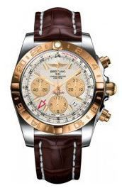Breitling Chronomat 44 GMT  Men's Watch CB042012/G755-740P