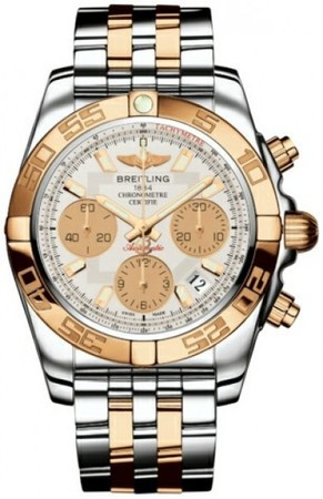 Breitling Chronomat 44 GMT  Men's Watch CB042012/G755-TT