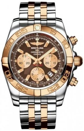 Breitling Chronomat 44 GMT  Men's Watch CB042012/Q590-TT