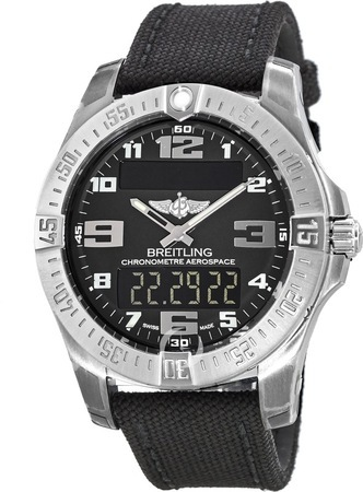 Breitling Professional Aerospace Evo  Men's Watch E7936310/BC27-109W