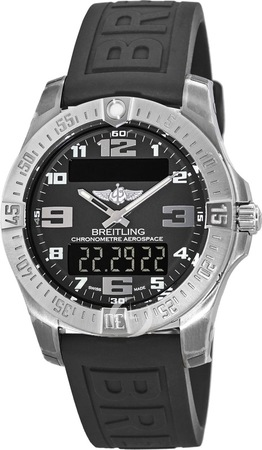 Breitling Professional Aerospace Evo  Men's Watch E7936310/BC27-152S