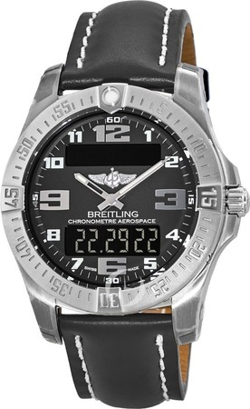 Breitling Professional Aerospace Evo  Men's Watch E7936310/BC27-435X
