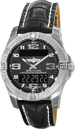 Breitling Professional Aerospace Evo  Men's Watch E7936310/BC27-744P