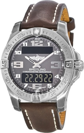 Breitling Professional Aerospace Evo  Men's Watch E7936310/F562-437X