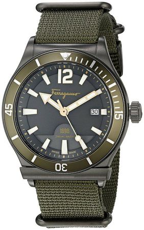 Salvatore Ferragamo 1898 Sport   Men's Watch FF3230015