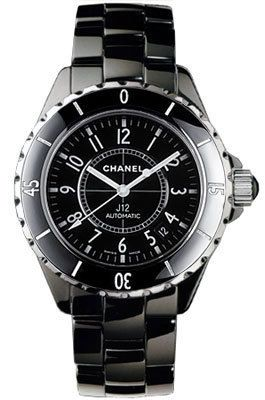 Chanel J12 Classic   Unisex Watch H0685