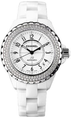 Chanel J12 Classic   Unisex Watch H0969