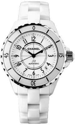 Chanel J12 Classic   Unisex Watch H0970