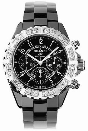 Chanel J12 Chronograph   Men's Watch H1178