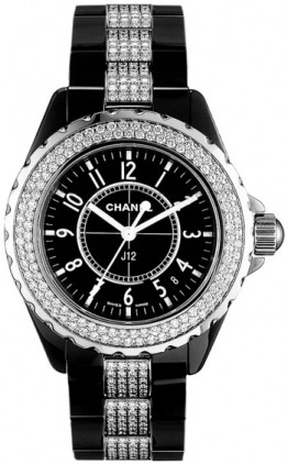 Chanel J12 Classic   Women's Watch H1338