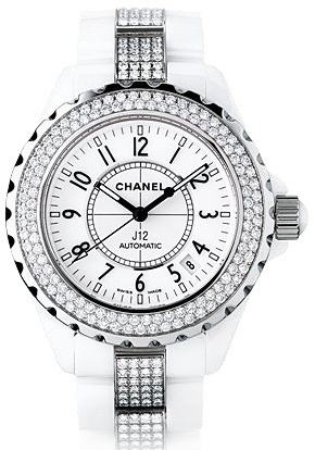 Chanel J12 Classic   Unisex Watch H1422