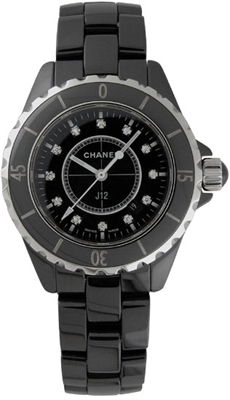 Chanel J12 Classic   Women's Watch H1625