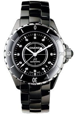 Chanel J12 Classic   Unisex Watch H1626