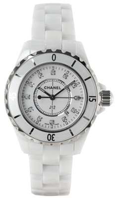 Chanel J12 Classic   Women's Watch H1628