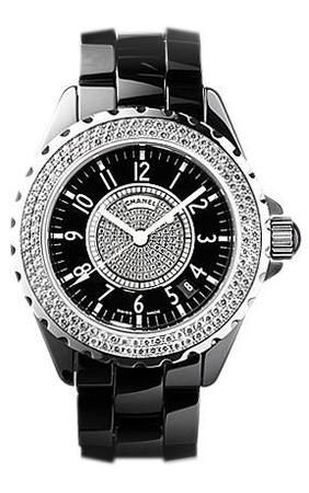 Chanel J12 Classic   Unisex Watch H1709