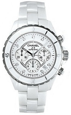 Chanel J12 Chronograph   Men's Watch H2009