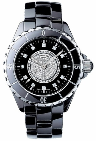 Chanel J12 Classic   Women's Watch H2122