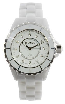 Chanel J12 Classic   Unisex Watch H2125