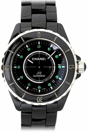 Chanel J12 Classic   Unisex Watch H2131