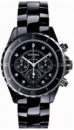 Chanel J12 Chronograph   Men's Watch H2419