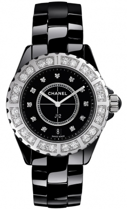 Chanel J12 Classic   Women's Watch H2427