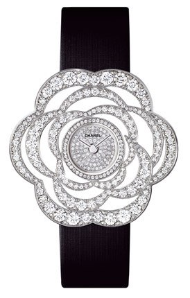 Chanel Camelia   Women's Watch H2438