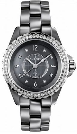 Chanel J12 Quartz   Women's Watch H2565