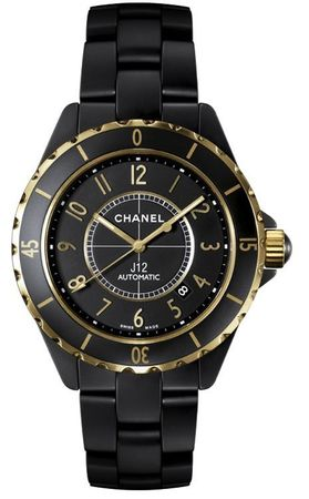 Chanel J12 Automatic   Unisex Watch H2918