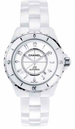 Chanel J12 Automatic   Unisex Watch H2981