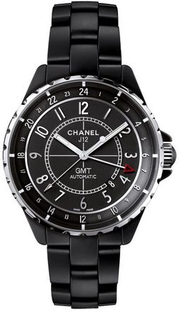 Chanel J12 GMT   Unisex Watch H3101