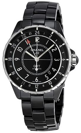 Chanel J12 GMT   Unisex Watch H3102