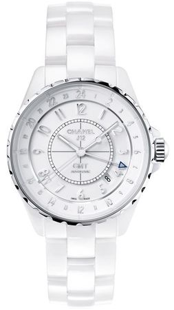 Chanel J12 GMT   Women's Watch H3103