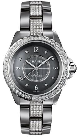 Chanel J12 Automatic   Women's Watch H3106