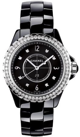 Chanel J12 Quartz   Women's Watch H3108