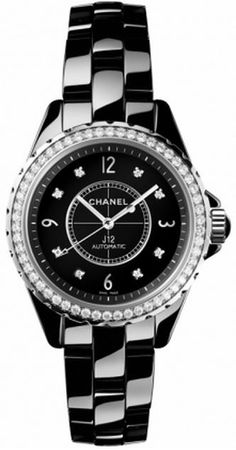 Chanel J12 Automatic   Women's Watch H3109