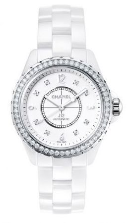 Chanel J12 Quartz   Women's Watch H3110