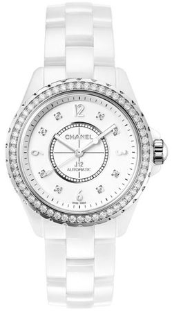 Chanel J12 Automatic   Women's Watch H3111