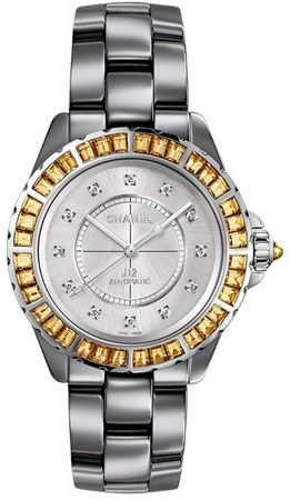 Chanel J12 Automatic   Women's Watch H3125