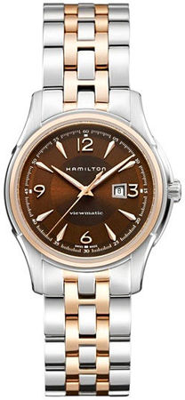 Hamilton Jazzmaster Viewmatic Auto  Women's Watch H32305195