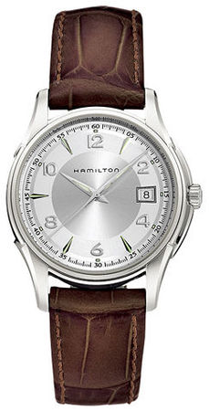 Hamilton Jazzmaster Gent Quartz  Men's Watch H32411555