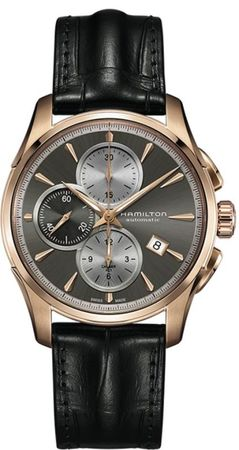 Hamilton Jazzmaster Auto Chrono  Men's Watch H32546781