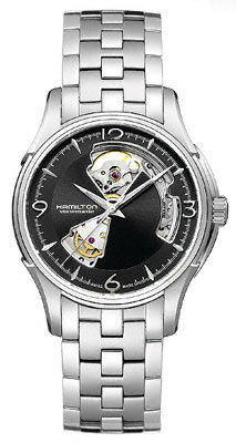 Hamilton Jazzmaster Open Heart  Men's Watch H32565135